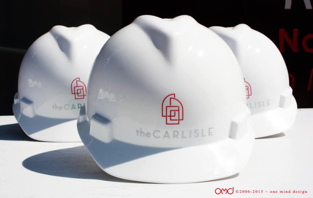 The Carlisle Condominiums - Hard Hats for Groundbreaking