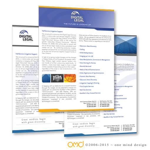Digital Legal - Corporate Media Packet