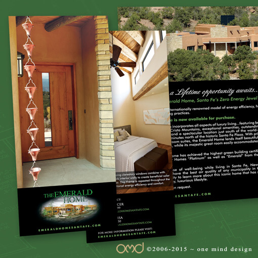 The Emerald Home - Brochure