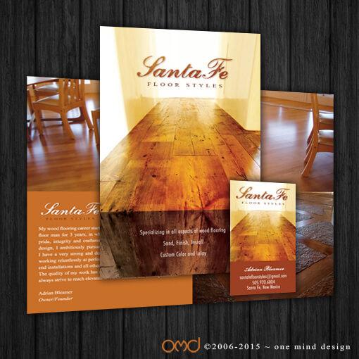 Santa Fe Floor Styles - Printed Materials