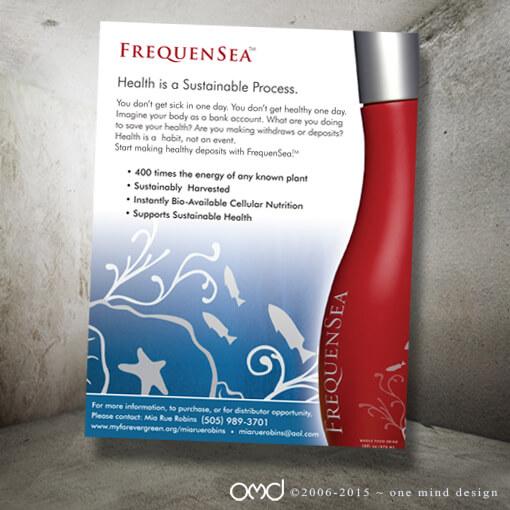 FrequenSea - Print Ads