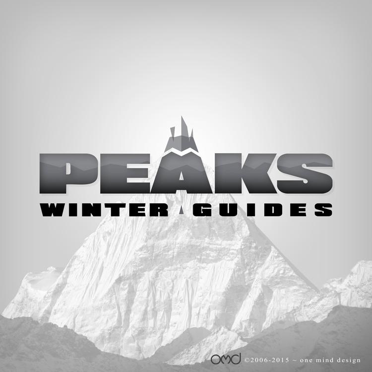 Peaks Winter Guides - November 2013