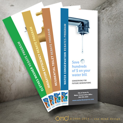 Sangre de Cristo Water Division - Water Conservation Awareness Campaign