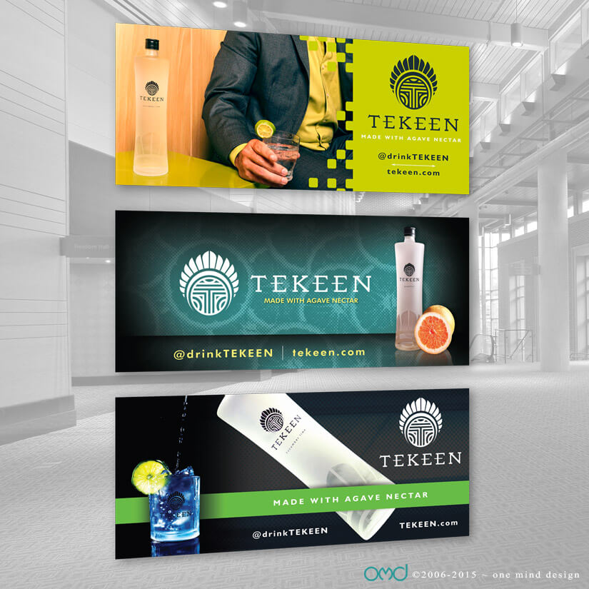 Tekeen - Large Format Banners